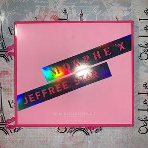 Morphe X Jeffree Star Artistry Palette